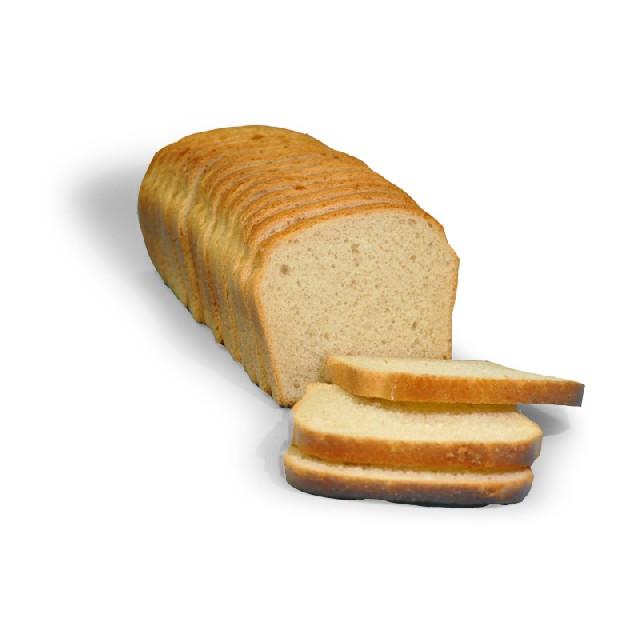 Chléb toustový světlý balený