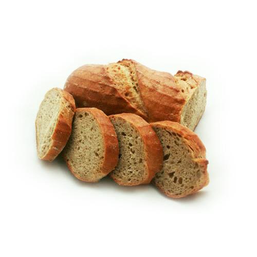 Chléb žitný se slunečnicí